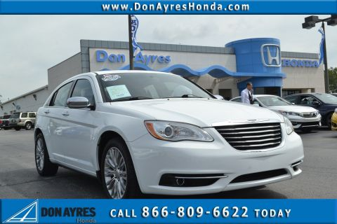 Used Chrysler 200 Limited