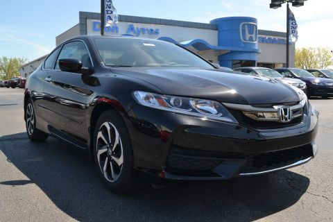 New Honda Accord Coupe LX-S