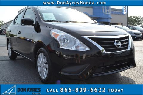 Used Nissan Versa 1.6 S Plus