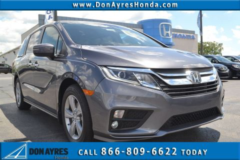 New Honda Odyssey in Fort Wayne  Don Ayres Honda
