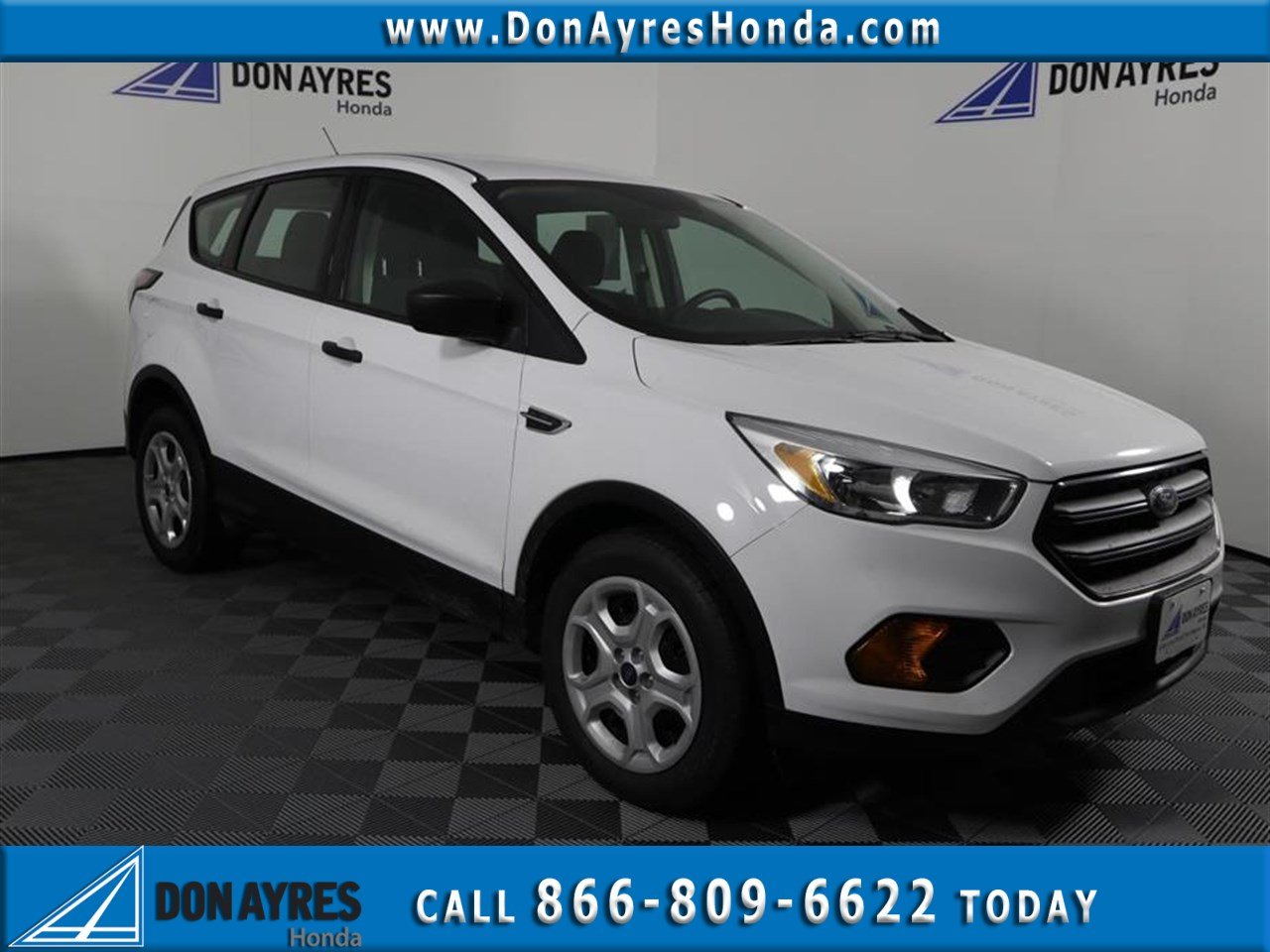 Pre Owned 2017 Ford Escape S 4d Sport Utility Near Fort Wayne P90293 Don Ayres Honda