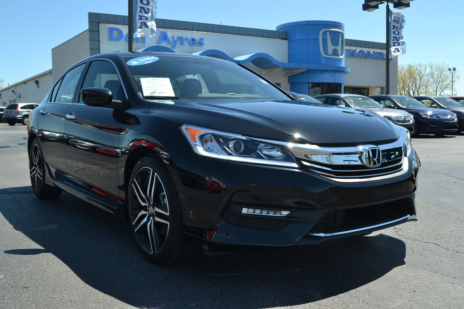 certified pre owned 2017 honda accord sport special edition 4d sedan near fort wayne p70461. Black Bedroom Furniture Sets. Home Design Ideas