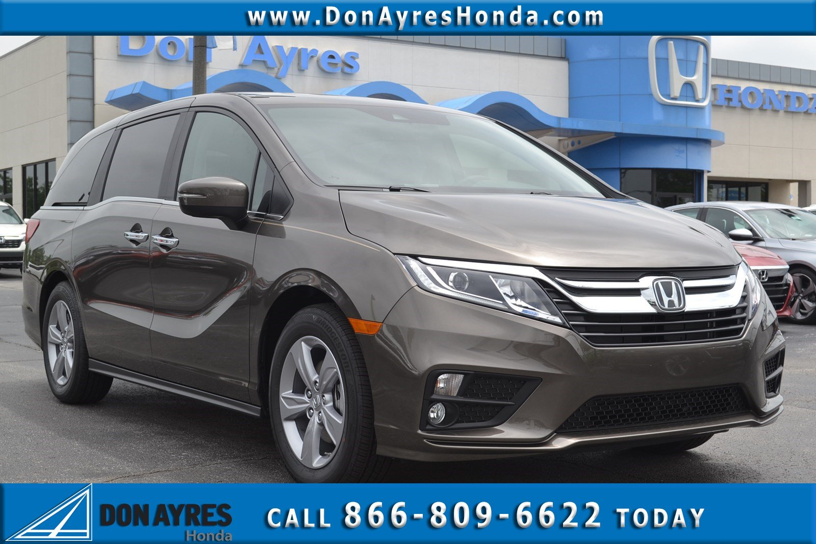 New 2019 Honda Odyssey Ex L Mini Van Passenger Near Fort Wayne Fuel Pump Unit In