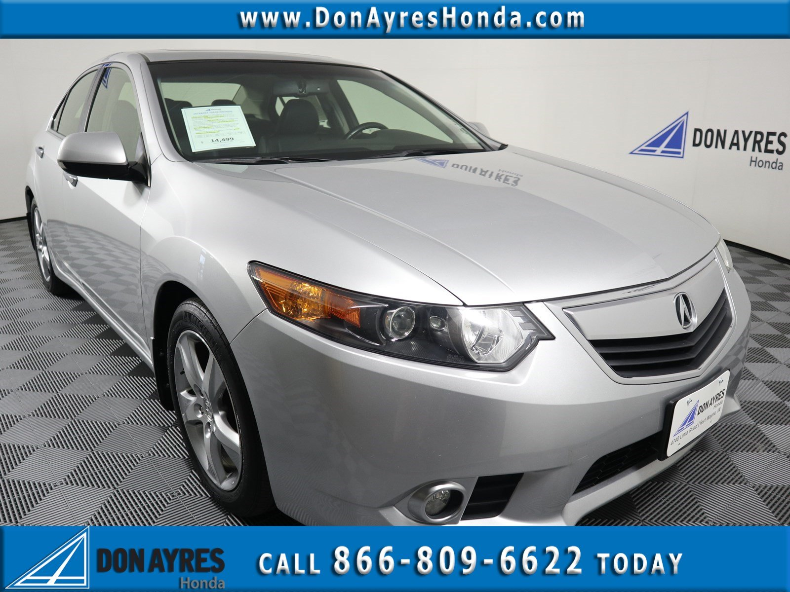 Fort Wayne Acura >> Pre Owned 2012 Acura Tsx 2 4