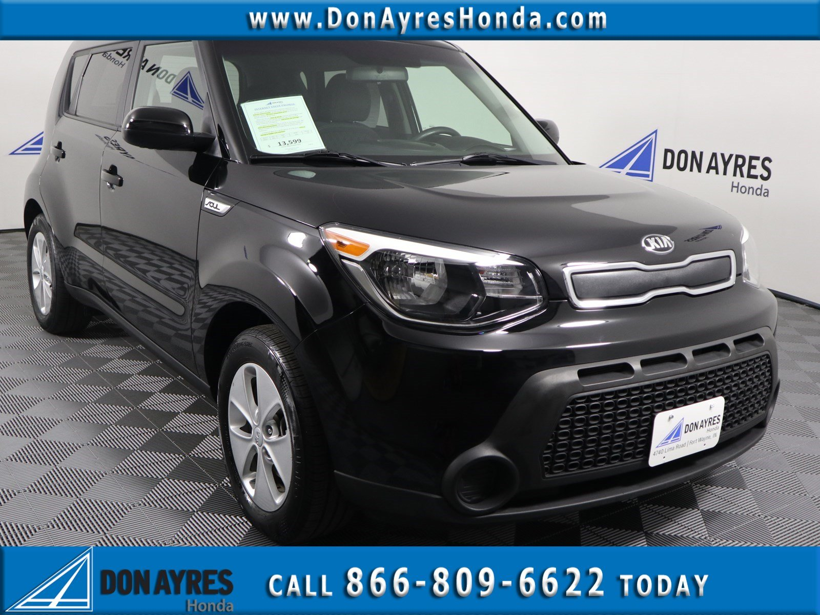 Fort Wayne Kia >> Pre Owned 2016 Kia Soul Base 4d Hatchback Near Fort Wayne P90561