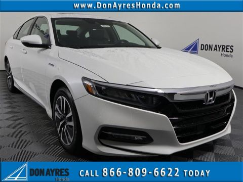 New 2019 Honda Accord Hybrid EX-L