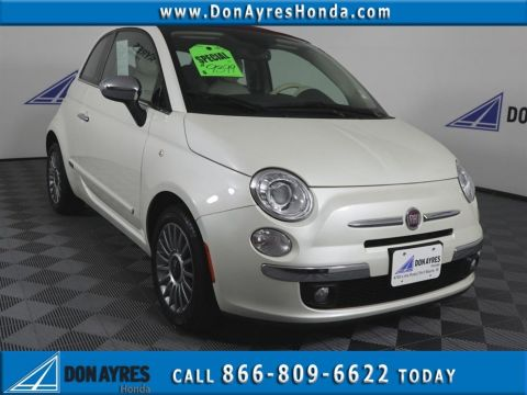 Pre-Owned 2013 FIAT 500c Lounge