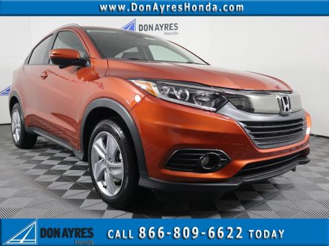 New 2020 Honda HR-V EX AWD