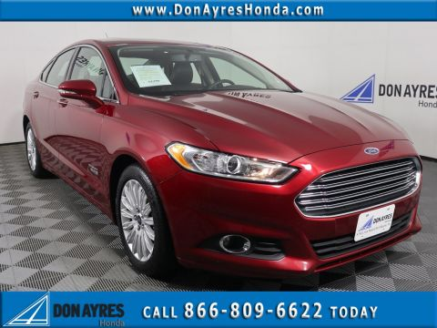 Pre-Owned 2016 Ford Fusion Energi SE Luxury