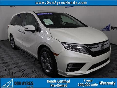 Certified Pre-Owned 2018 Honda Odyssey EX-L